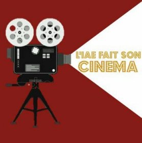 Logo of L'iae fait son cinéma