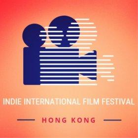 Logo of Indie International Film Festival Hong Kong