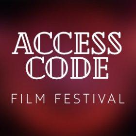 Logo of Access Code Short Film Festival