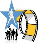 Logo of Model N Movie International Short Film Festival