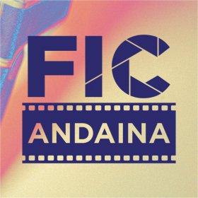 Logo of Festival internacional de cortometrajes y diversidad funcional Andaina Redondela