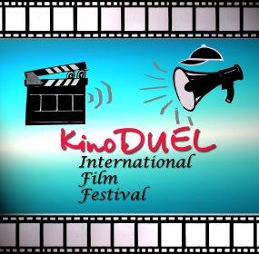 Logo of KinoDUEL International Film Festival