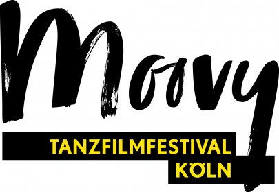 Logo of Moovy Screendance Festival
