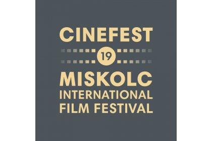 Logo of CineFest Miskolc International Film Festival