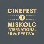Logo of CineFest Miskolc International Film Festival