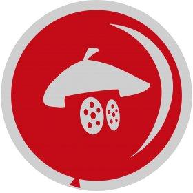 Logo of DONOSSKINO: Donostia/San Sebastian Short Film Festival