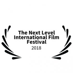 Logo of The Next Level Film Festival