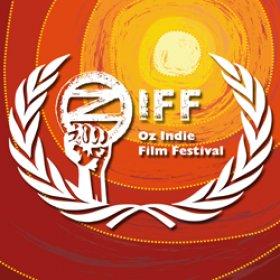 Logo of Oz International Film Festival