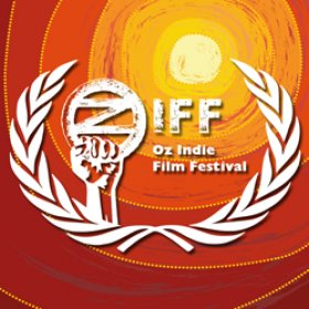 Logo of Oz International Film Festival