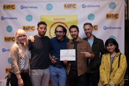 Photo of Bristol Independent Film Festival