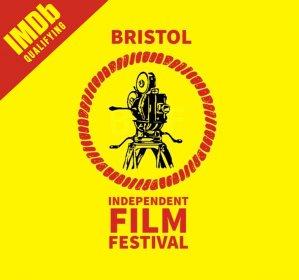 Logo of Bristol Independent Film Festival