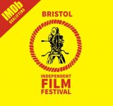 Logo of Bristol Independent Film Festival