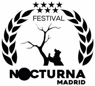 Logo of Madrid International Fantastic Film Festival, NOCTURNA