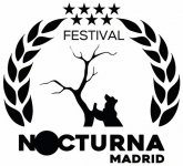 Logo of Festival Internacional de Cine Fantástico de Madrid, NOCTURNA