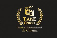 Logo of Festival Internacional de Cinema Take único