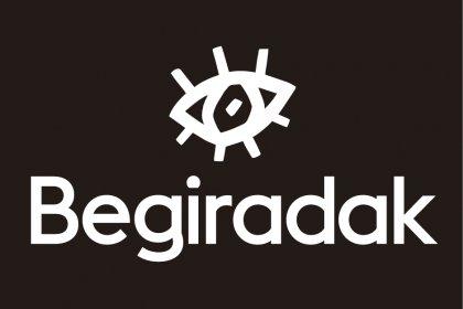 Logo of Begiradak - International short film festival