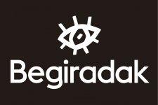 Logo of Begiradak - Festival internacional de cine amateur