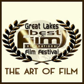 Logo of Great Lakes International Film Festival