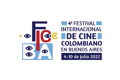 Logo of Colombian Film Festival Buenos Aires