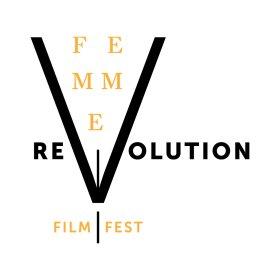 Logo of Femme Revolution Film Fest