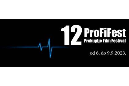 Logo of Prokuplje Film Festival
