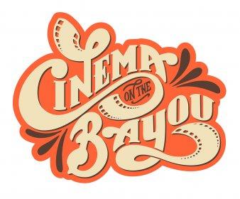 Logo of Cinema on the Bayou Film Society