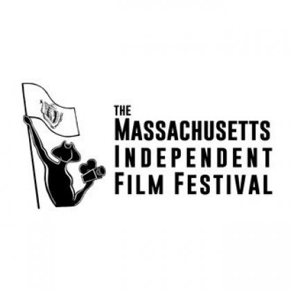Logo of Massachusetts Independent Film Festival