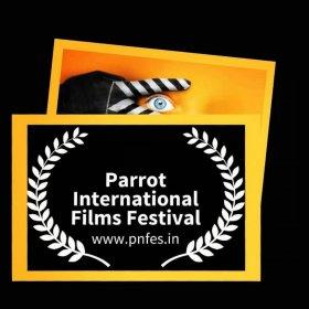Logo of Parrot International Film Festival