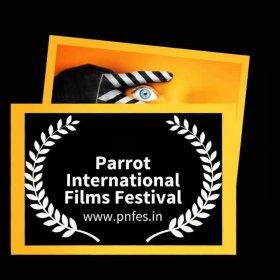 Logo of Parrot International Film Festival