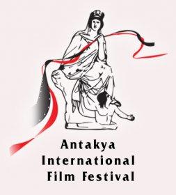 Logo of Antioch film fest