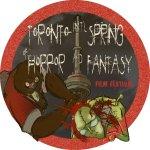 Logo of Toronto Int'l Spring of Horror & Fantasy Film Festival