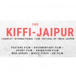 Logo of Kiffi-jaipur ( Kaaryat International Film Festival Of India, Jaipur)