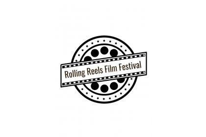 Logo of Rolling Reels Film Festival