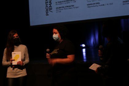 Photo of LAN. Festival audiovisual obrero
