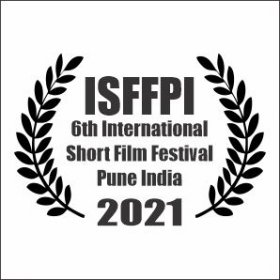 Logo of International Short Film Festival Pune India 2020