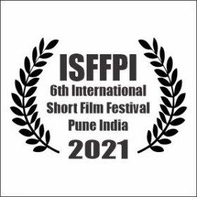 Logo of International Short Film Festival Pune India 2020