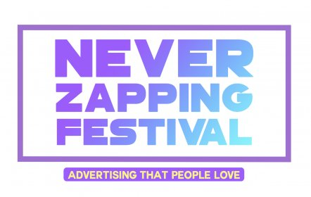 Logo of Never Zapping Festival