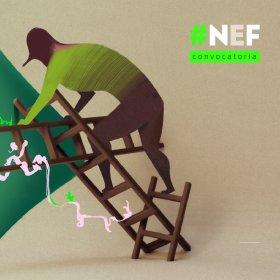 Logo of #NarrarelFuturo: Bogotá CC & New Media Film Festival