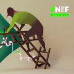 Logo of #NarrarelFuturo: Festival De Cine CC & New Media Bogotá