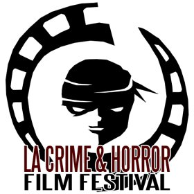 Logo of Los Angeles Crime and Horror Film Festival