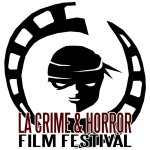 Logo of Los Angeles Crime and Horror Film Festival
