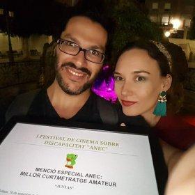 Photo of Festival De Cine Sobre La Discapacidad Ànec