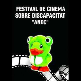 Logo of Festival de Cine sobre la discapacidad Ànec