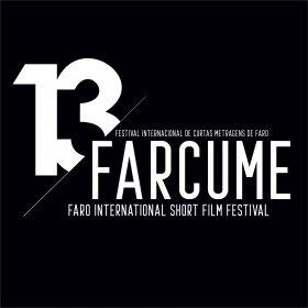 Logo of FARCUME: Faro's International Short-Film Festival