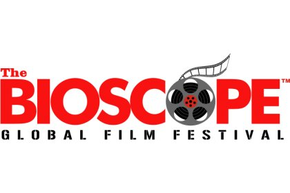 Logo of Bioscope全球电影节