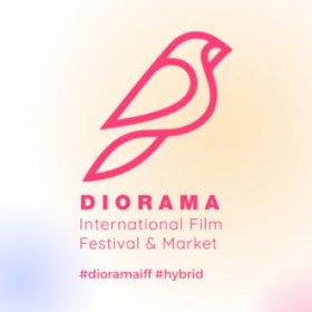 Logo of Diorama International Film Festival