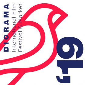 Logo of Diorama International Film Festival