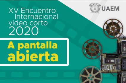 Logo of XIV Encuentro De Videocorto A Pantalla Abierta 2019