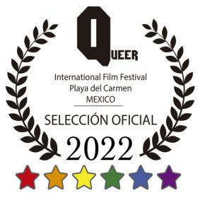Logo of Internacional Queer Film Festival Playa del Carmen