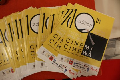 Photo of CinemìCinemà International Short Film Festival
